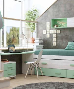 Dormitorio juvenil 14