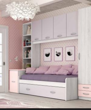 Dormitorio juvenil 23