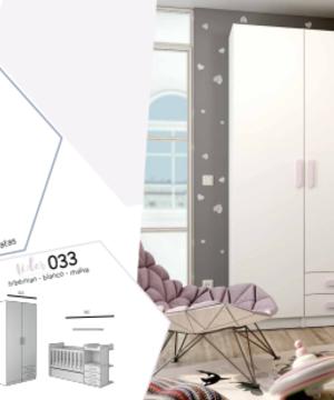 Dormitorio juvenil 30